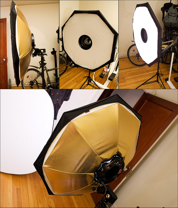 Using Alien Bees At Weddings: Ring Flash Alien Bees ABR800 Et Accessoires