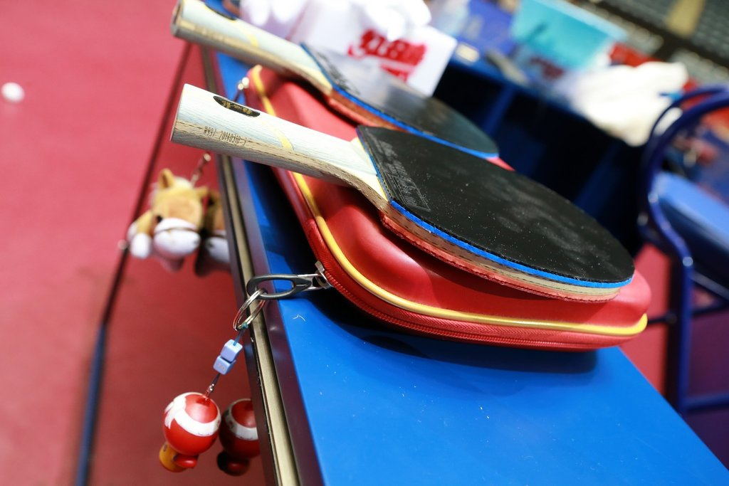 Ma Long S Equipment Pictures 2005 2015 ★ Alex Table